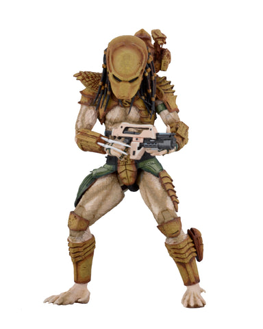 "Alien vs Predator (Arcade Appearance) - 7"" Scale Action Figure - Hunter Predator"
