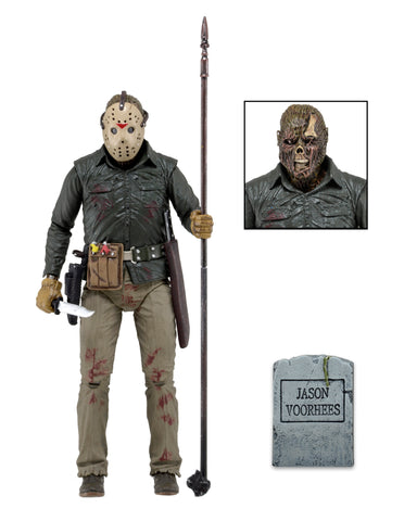 "Friday the 13th Part 6 - 7"" Scale Action Figure – Ultimate Jason"
