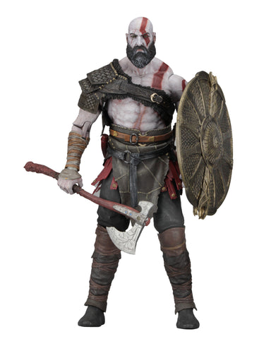 God of War (2018) - ¼ Scale Figure - Kratos