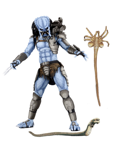 "Alien vs Predator (Arcade Appearance) - 7"" Scale Action Figure - Mad Predator"