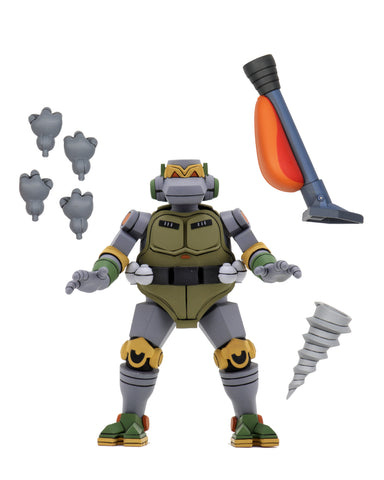 "Teenage Mutant Ninja Turtles - 7"" Scale Action Figure - Cartoon Metalhead Ultimate Figure - PRE-ORDER"