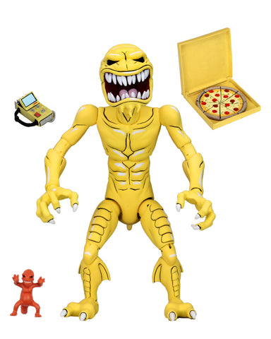 "Teenage Mutant Ninja Turtles (Cartoon) – 7"" Scale Action Figure – Ultimate Pizza Monster  -PRE-ORDER!"