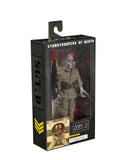 "NECA - Action Figures - S.O.D. -  8"" Clothed Action Figure - Sgt. D"
