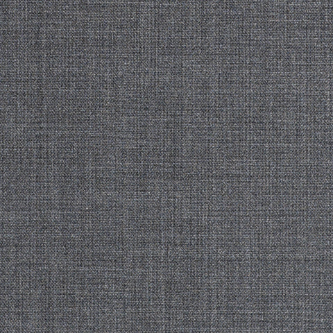 Medium Grey Plain Topaz Suiting Cashlux 150