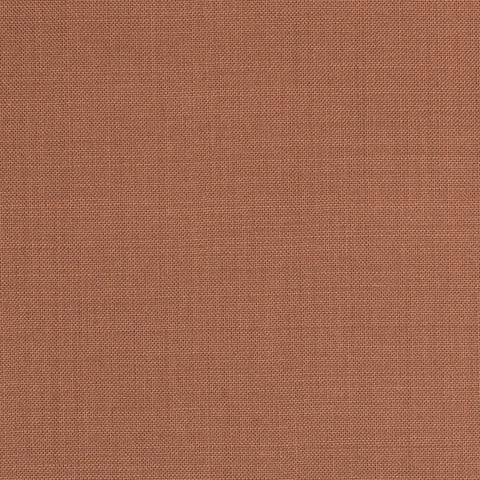 Chocolate Plain Topaz Suiting Cashlux 150