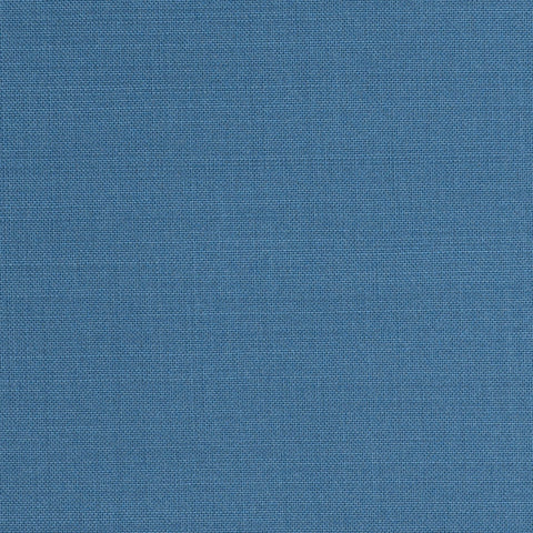 French Blue Plain Topaz Suiting Cashlux 150