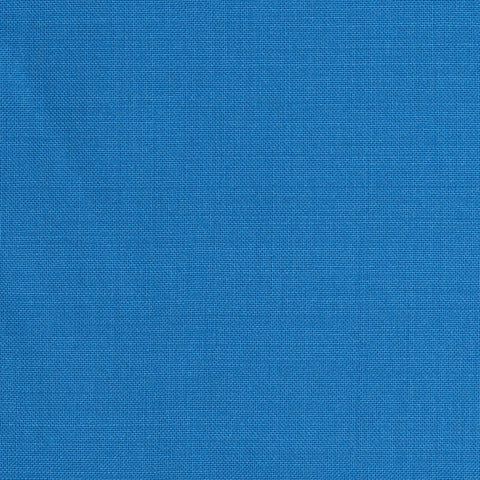 Azure Blue Plain Topaz Suiting Cashlux 150