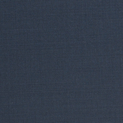 Grey/Blue Plain Topaz Suiting Cashlux 150