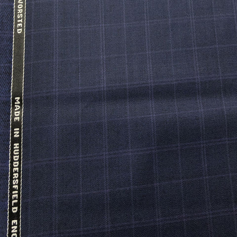Navy With Purple Check Quartz Vol 2. VV Finish