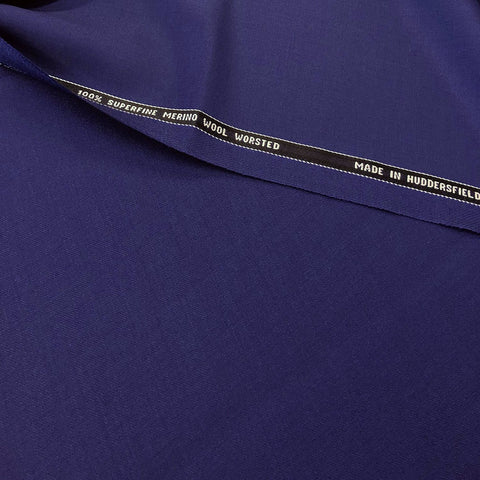 Plain Purple/Electric Blue Twill Quartz Vol 2.