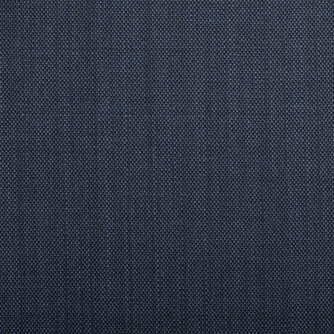 Navy Sharkskin Quartz Super 100's Suiting