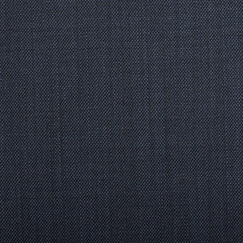 Dark Navy Sharkskin Quartz Super 100's Suiting