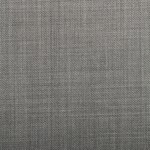 Light Grey Sharkskin Crystal Super 130's Suiting