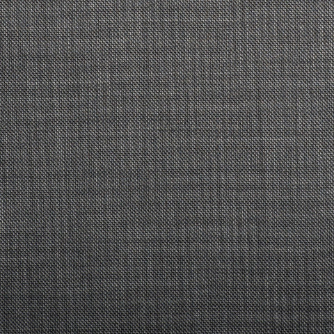 Medium Grey Sharkskin Crystal Super 130's Suiting
