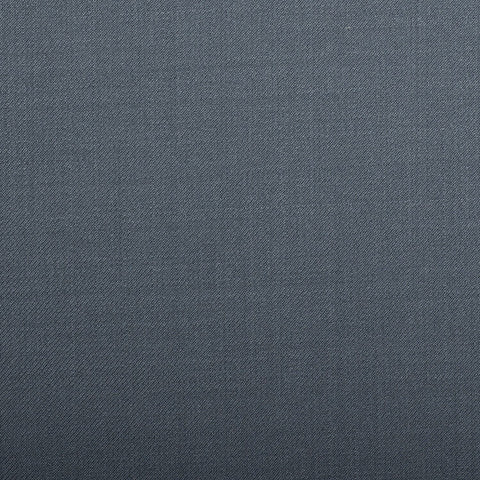 Dove Grey Plain Twill Crystal Super 130's Suiting