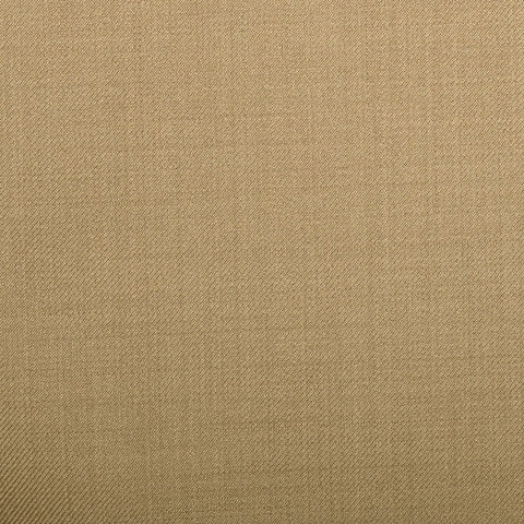 Light Brown Plain Twill Crystal Super 130's Suiting
