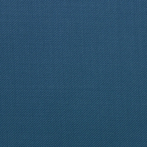 Dark Blue Plain Twill Onyx Super 100's Luxury Jacketing And Suiting's