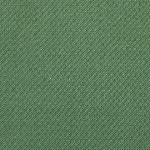 Green Plain Twill Onyx Super 100's Luxury Jacketing And Suiting's