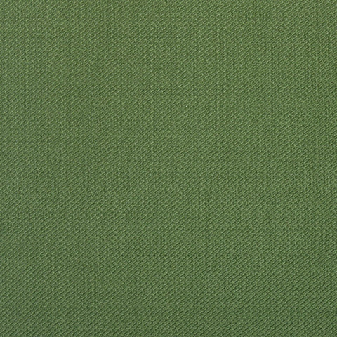 Olive Green Plain Twill Onyx Super 100's Luxury Jacketing And Suiting's