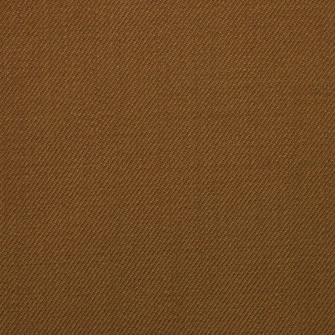 Cigar Brown Plain Twill Onyx Super 100's Luxury Jacketing And Suiting's