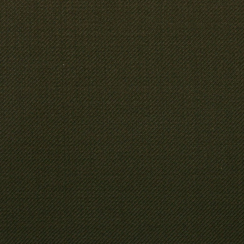 Dark Brown Plain Twill Onyx Super 100's Luxury Jacketing And Suiting's