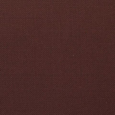 Burgundy Plain Twill Onyx Super 100's Luxury Jacketing And Suiting's