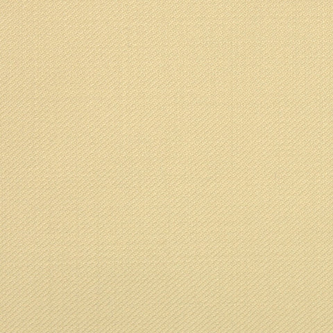 Cream Plain Twill Onyx Super 100's Luxury Jacketing And Suiting's