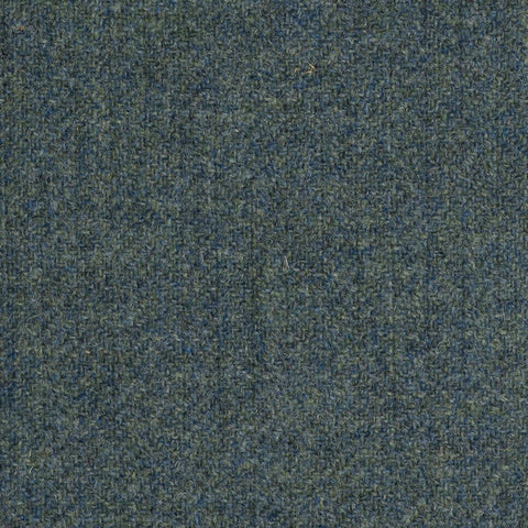 Light Green Subdued Herringbone Coral Tweed All Wool
