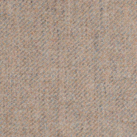 Camel Fawn Twill Coral Tweed All Wool
