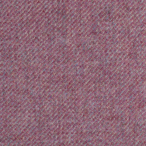 Light Pink Twill Coral Tweed All Wool