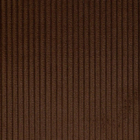 Brown 8 Wale Corduroy 100% Cotton