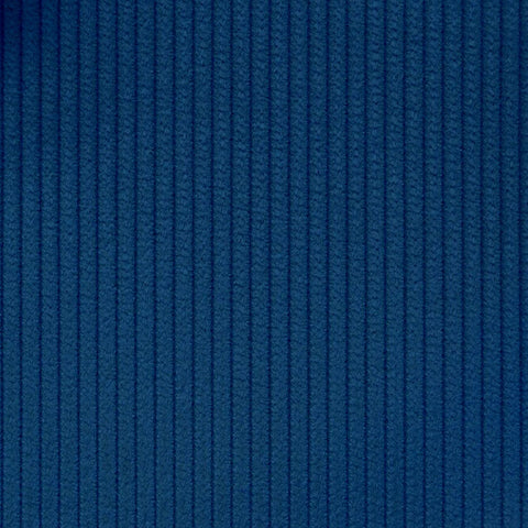 Blue 8 Wale Corduroy 100% Cotton