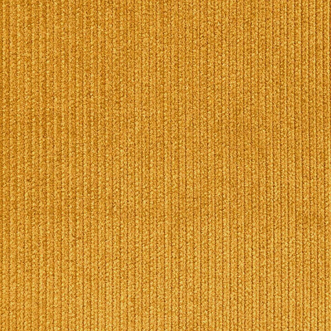 Golden Yellow 12 Wale Corduroy 100% Cotton