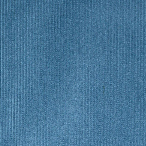 Baby Blue 12 Wale Corduroy 100% Cotton