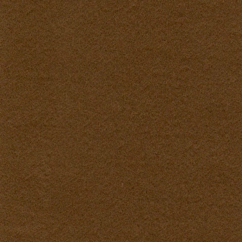 Brown Moleskin 100% Cotton