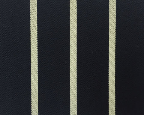 Navy And White Blazer/Boating Stripe 1 1/2'' Repeat Jacketing