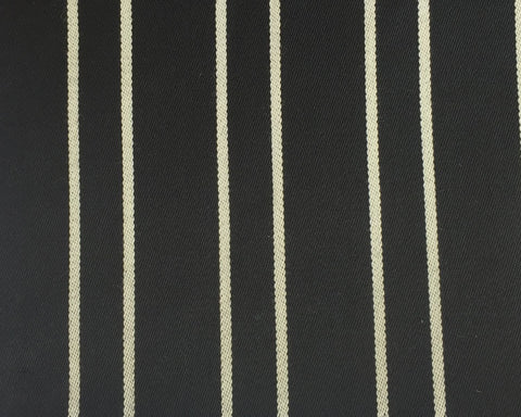 Black And White Blazer/Boating Stripe 1 3/4'' Repeat Jacketing