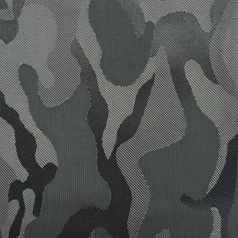 Mid Grey With Dark Grey Camouflage Lining