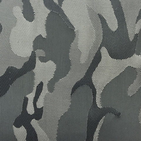 Light Grey & Mid Grey Camouflage Lining