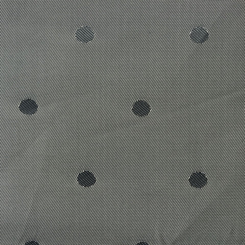 Grey With Black Polka Dot Lining
