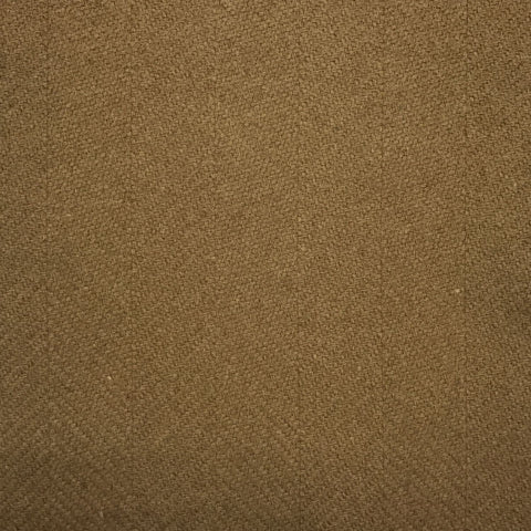 Camel Herringbone Coating All Wool