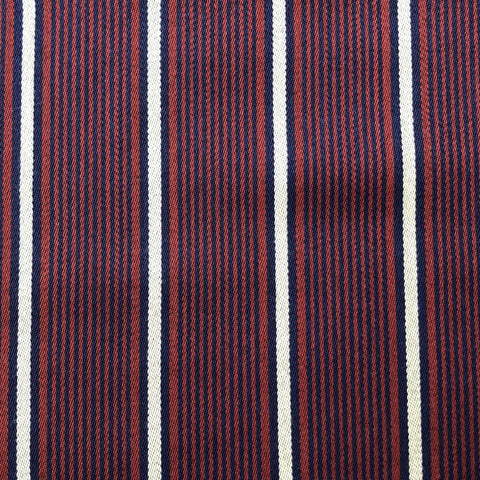 Red With Blue/White Stripe 1 1/4'' Jacketing