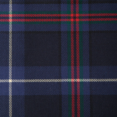 American National Caledonian Tartan Check 100% Wool
