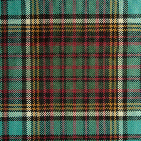 Macmillan Medium Tharthan Tartan Check 65% Poly 35% Visc
