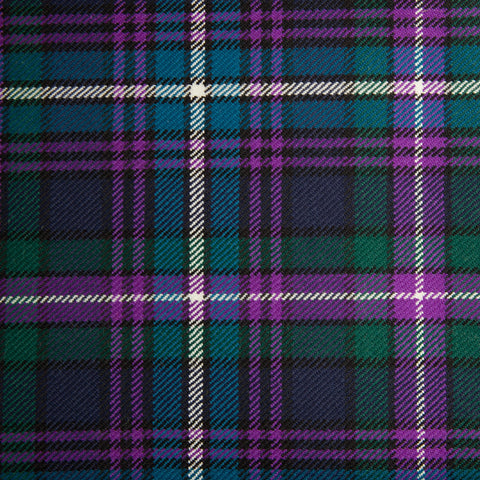 Co.Fermanagh Tharthan Tartan Check 65% Poly 35% Visc