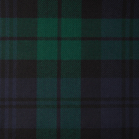 Black Watch (G) Alba Tartan Check 100% Wool