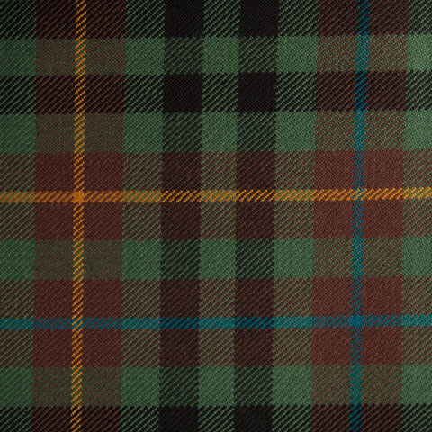 Buchanan Medium Caledonian Tartan Check 100% Wool