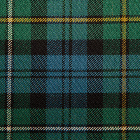 Campbell Of ArgyllCaledonian Tartan Check 100% Wool