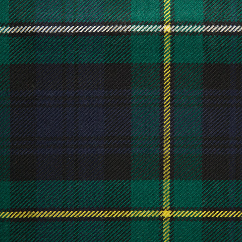 Campbell Of Argyll Medium Caledonian Tartan Check 100% Wool