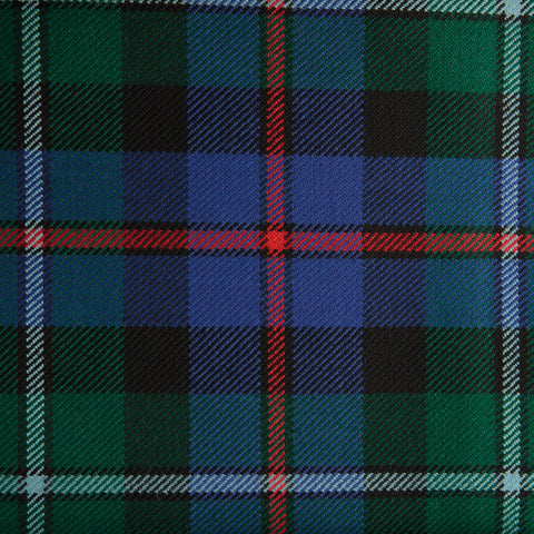 Campbell Of Cawdor Caledonian Tartan Check 100% Wool